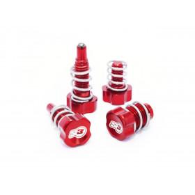 Vis de réglage leviers S3 rouge Braktec/AJP