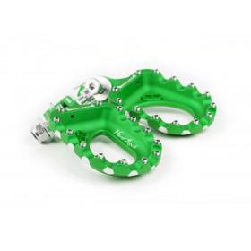 Repose-pieds S3 Hard Rock aluminium vert