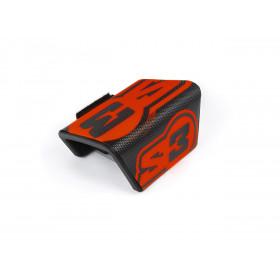 Mousse de guidon S3 Protec rouge universel