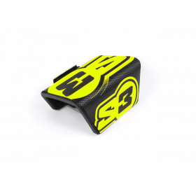 Mousse de guidon S3 Protec jaune universel