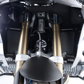 Protections de radiateur R&G RACING noir BMW R1250GS