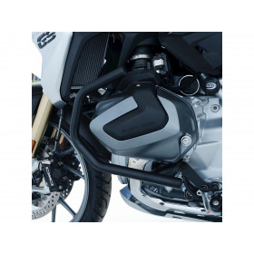 Protections latérales R&G RACING noir BMW R1250GS
