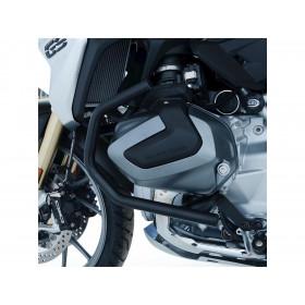 Protections latérales R&G RACING noir BMW R1250GS