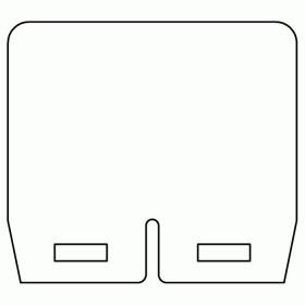 Clapets carbone V-FORCE boîte à clapets 12700007