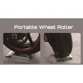 Tourne-roue BIHR portable antidérapant noir