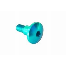 Vis LIGHTECH M6 X 15 Type 998 Ergal cobalt à l'unité