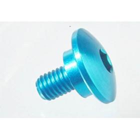 Vis LIGHTECH M5 X 10 Type 993 Ergal cobalt à l'unité