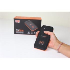 Mini booster de démarrage GET Jumpstarter + LED & batterie