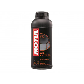 Huile filtre à air MOTUL A3 Air Filter Oil 1L