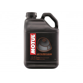 Nettoyant filtre à air MOTUL A1 Filter Clean 5L