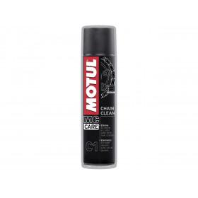 Nettoyant chaîne MOTUL C1 Chain Cleaner spray 400ml