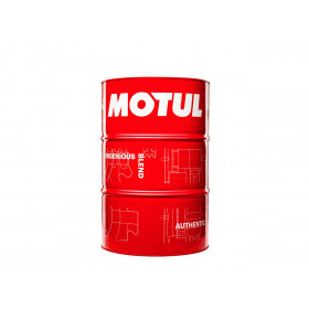 Huile moteur MOTUL 800 2T 100% synthèse 208L