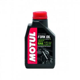 Huile de fourche MOTUL Fork Oil Expert 15W Semi-synthèse 1L