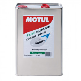 Additif carburant MOTUL Fuel System Clean 10L