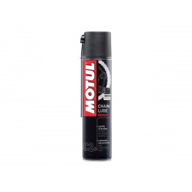 Lubrifiant chaîne MOTUL C2+ Chain Lube Road Plus spray 400ML