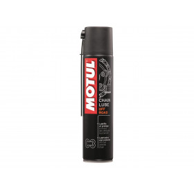 Lubrifiant chaîne MOTUL C3 Chain Lube Off-Road 400ml