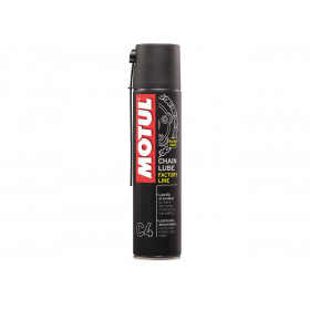 Lubrifiant chaîne MOTUL C4 Factory Line spray 400ml