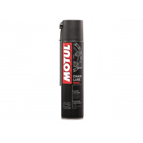 Lubrifiant chaîne MOTUL C2 Chain Lube Road spray 400ml