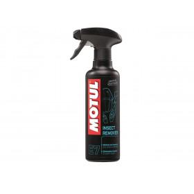 Nettoyant MOTUL E7 Insect Remover spray 400ml