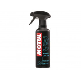 Nettoyant jantes MOTUL E3 Wheel Clean spray 400ml