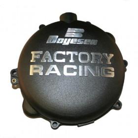Couvercle d'embrayage BOYESEN Factory Racing noir KTM EXC 250/300