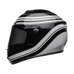 Casque BELL SRT Vestige Gloss White/Black Size XS