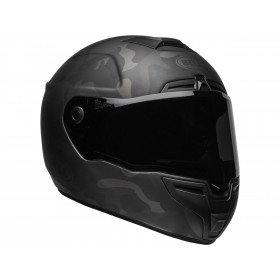 Casque BELL SRT Stealth Matte Black Camo Size XL