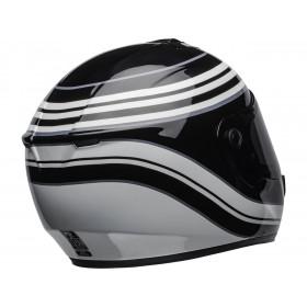 Casque BELL SRT Vestige Gloss White/Black Size XL