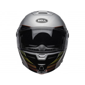 Casque BELL SRT Modulaire RSD Newport Matte Gloss Metal Red Size L