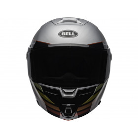 Casque BELL SRT Modulaire RSD Newport Matte Gloss Metal Red Size XL