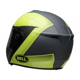 Casque BELL SRT Modulaire Presence Matte Gloss Grey/Neon Yellow Size XL