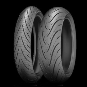 Pneu MICHELIN PILOT ROAD 3 110/70 ZR 17 M/C (54W) TL