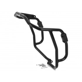Barres de protection CROSSPRO Trail Crash Bar aluminium noir AJP PR7