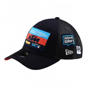 KTM TEAM CURVE SNAPBACK HAT NAVY TLD