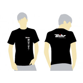 T-Shirt BIHR noir 2017 taille M