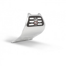 Sabot trial S3 Bunker Racing aluminium argent Montesa