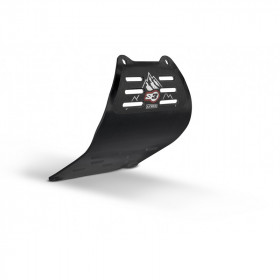 Sabot trial S3 Bunker Racing aluminium noir Montesa
