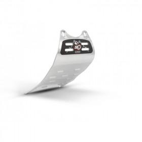 Sabot trial S3 Bunker Racing aluminium argent Sherco