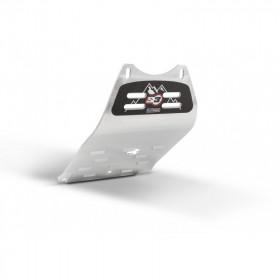 Sabot trial S3 Bunker Racing aluminium argent Beta