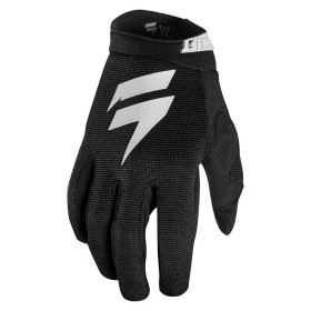 YOUTH WHIT3 AIR GLOVE [BLK] M