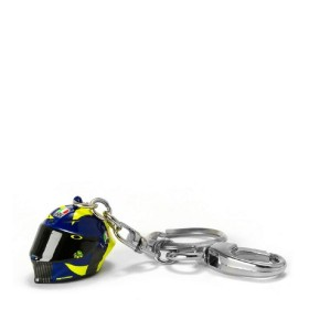KEY RING 3D HELMET SOLE E LUNA MULTICOLOR VRI 46