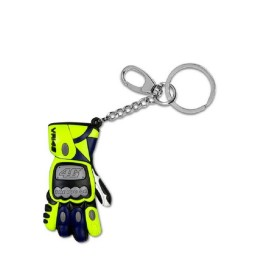 KEY RING 3D GLOVE SOLE E LUNA MULTICOLOR VRI 46
