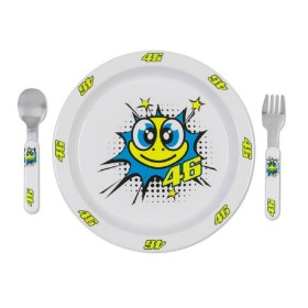 BADY MEAL SET POP ART WHITE VRI 46