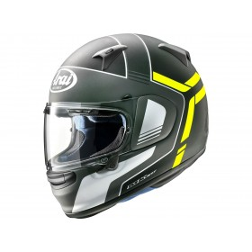 Casque ARAI Profile-V Tube Fluor Yellow taille L