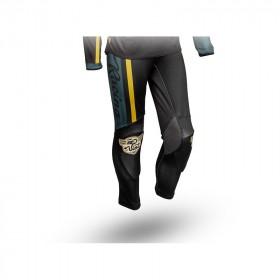 Pantalon S3 Vint vert/noir taille 40