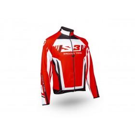 Veste S3 Racing Team rouge/noir taille M