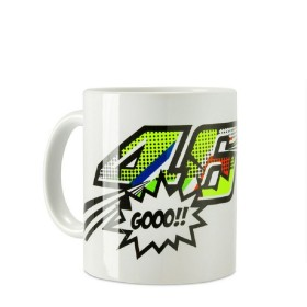 MUG POP ART WHITE VRI 46