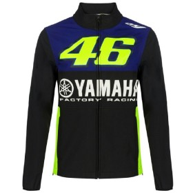JACKET SOFTSHEEL YAMAHA DUAL RACING VRI 46