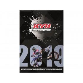 Kit réparation amortisseur KAYABA avec graisse 36mm