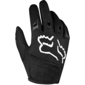 KIDS DIRTPAW GLOVE BLK KM